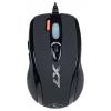 Мышка A4Tech X-710BK Black USB, купить за 1 230руб.
