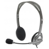 Гарнитуру для пк Logitech Stereo Headset H110, купить за 590руб.
