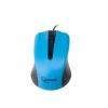 Мышку Gembird MUS-101 синяя, купить за 305руб.