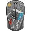 Мышку Logitech M238 Wireless Doodle Collection Light Lightbulb, беспроводная, купить за 1365руб.