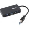 D-Link DUB-1341/A1B, USB 3.0, купить за 1 225руб.