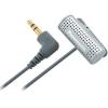 Микрофон мультимедийный Panasonic RP-VC201E-S, серебристый, купить за 960руб.