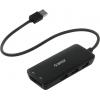 USB концентратор Orico H3TS-U3-BK, черный, купить за 1 385руб.
