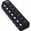 USB концентратор Orient BC-316, черный, купить за 1 775руб.