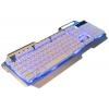 Клавиатура Dialog Gan-Kata KGK-25U серебристая, купить за 990руб.