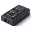 Сетевой фильтр Orico OPC-2A4U-BK, черный, купить за 2 030руб.