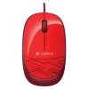 Мышка Logitech M105, Красная, купить за 985руб.