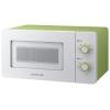 Микроволновая печь Daewoo KOR-5A17 белый/зеленый, купить за 4 200руб.