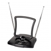 Антенна телевизионная Hama H-44269, черная, купить за 1 740руб.
