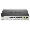 Коммутатор D-Link DES-1018MP/A1A (неуправляемый), купить за 15 045руб.