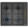 Варочная поверхность Bosch PBP6B3B60 черная, купить за 13 120руб.