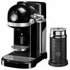 Кофемашина Nespresso KitchenAid Artisan 5KES0504EOB, черная, купить за 43 395руб.