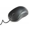 Мышку Gembird MUSOPTI9-900U (USB, 1000 dpi), чёрная, купить за 310руб.