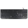 Клавиатура Rapoo N2210 USB (проводная), чёрная, купить за 730руб.