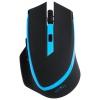 Мышка Oklick 630LW Black USB (радиоканал, 1600 dpi), купить за 945руб.