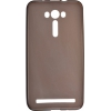 SkinBox silicone case для Asus Zenfone Laser 2 ZE550KL Коричневый, купить за 300руб.