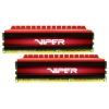 Patriot Memory PV416G320C6K (2x8 Gb, DDR4, 3200MHz, CL16, DIMM, VIPER4), купить за 8 550руб.
