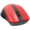 Мышку Gembird MUSW-101-R USВ, красная, купить за 405руб.