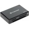 Устройство для чтения карт памяти Transcend TS-RDC8K, черный, купить за 1 300руб.