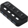 USB концентратор Orient BC-306PS, черный, купить за 1 210руб.