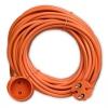 Удлинитель электрический Sven Elongator 2G-20M, оранжевый, купить за 875руб.