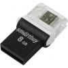 SmartBuy SB8GBPO-K USB2.0/USB micro-B 8 Gb (RTL), купить за 465руб.
