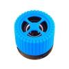 Портативная акустика Ginzzu GM-988C, голубая, купить за 740руб.