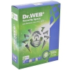 DR.Web Security Space Pro (3 ПК/1 год), купить за 1 800руб.