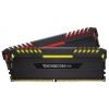 Модуль памяти Corsair CMR16GX4M2A2666C16 (DDR4 16 Gb, 2666 MHz,  2x8 Gb), купить за 8360руб.