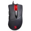 Мышь A4Tech Bloody V3 game mouse, Черная, купить за 1265руб.