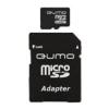 Qumo microSDHC class 10 8GB, Черная, купить за 685руб.