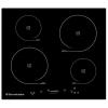 Варочная поверхность Electronicsdeluxe 605304.01эви, черная, купить за 14 940руб.