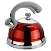Чайник для плиты Vitesse VS-1116, Красный, купить за 1 940руб.
