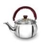 Чайник для плиты Goldenberg GB-3108, Серебрестый, купить за 970руб.