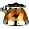 Чайник для плиты VS-1119 Gold Vitesse, Жёлтый, купить за 2 735руб.