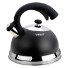 Чайник для плиты VS-1116 VITESSE, Чёрный, купить за 2 335руб.