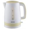 Электрочайник Supra KES-1723 белый/желтый, купить за 1 260руб.