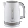 Чайник электрический Supra KES-1723 белый/серый, купить за 1 260руб.