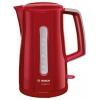 Электрочайник Bosch TWK3A014 красный, купить за 1 920руб.