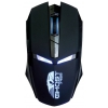 Мышка Oklick 795G GHOST (USB, 2400 dpi) чёрная, купить за 790руб.