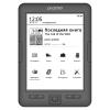 Электронная книга Digma E629 (6''E-Ink 1024x758, 128Mb + 4Gb, microSDHC), чёрная, купить за 5 860руб.
