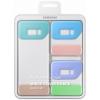 Чехол для смартфона Samsung для Samsung Galaxy S8 Kit 2Piece Cover фиолетовый (EF-MG950KMEGRU), купить за 1595руб.