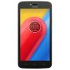 Смартфон Motorola Moto C Plus 16/1Gb, черный, купить за 6 450руб.