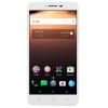 Смартфон Alcatel A3 XL 9008D 1/8Gb, белый/серебристый, купить за 9990руб.