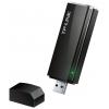 Адаптер wifi TP-LINK Archer T4U, Черный, купить за 1 785руб.