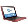 Планшетный компьютер HP x2 10 Z8350 4Gb 64Gb, красный, купить за 26 990руб.