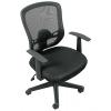 Компьютерное кресло COLLEGE HLC-0420-1C-1 (ткань, сетчатый акрил, чёрное), купить за 6 385руб.