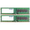 Модуль памяти Patriot Memory PSD48G2400K (2x 4Gb, DDR4 DIMM, 2400MHz, CL16), купить за 5 225 руб.