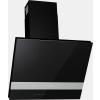 Вытяжка WHI643ORAB черная, настенная, купить за 28 065руб.
