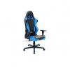 Игровое компьютерное кресло DXRacer Racing (OH-RM1-NB) черно-голубое, купить за 32 990руб.